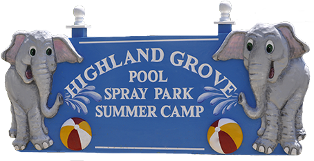 Highland Grove Pool Spray Park Summer Camp