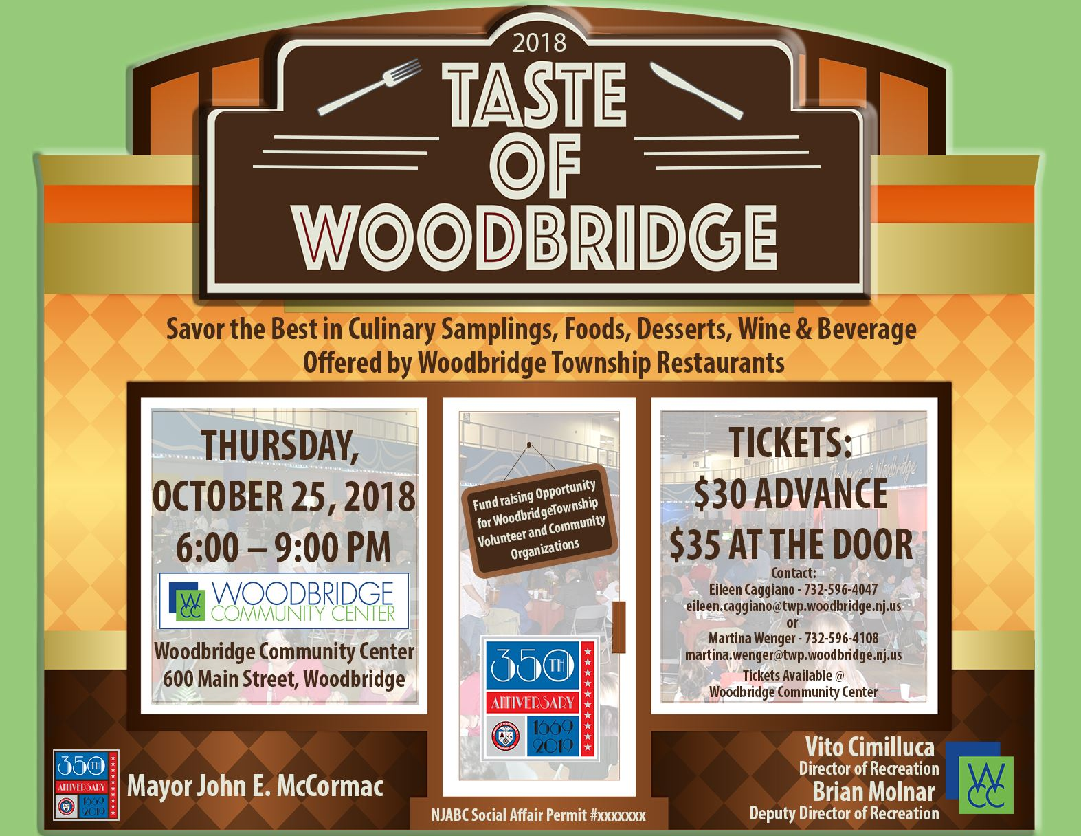2018 Taste of Woodbridge