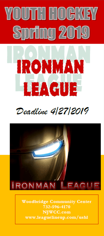Iron Man League
